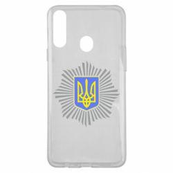 Чохол для Samsung A20s МВС України