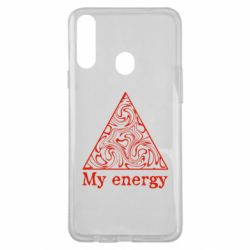 Чохол для Samsung A20s My energy