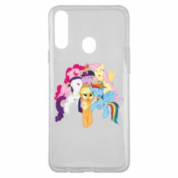 Чехол для Samsung A20s My Little Pony