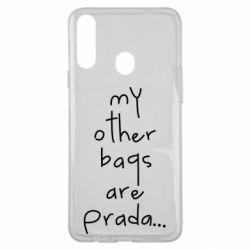 Чохол для Samsung A20s My other bags are prada