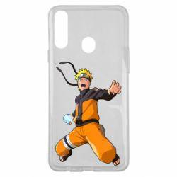 Чохол для Samsung A20s Naruto rasengan
