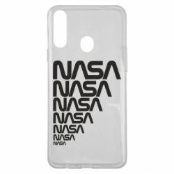 Чехол для Samsung A20s NASA