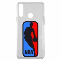 Чохол для Samsung A20s NBA