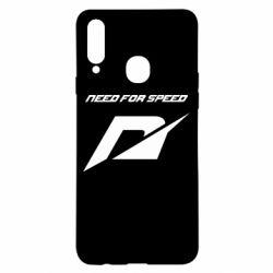 Чехол для Samsung A20s Need For Speed Logo