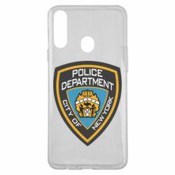 Чохол для Samsung A20s New York Police Department