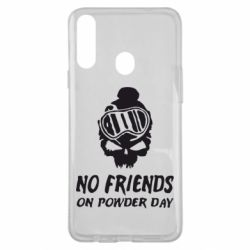 Чехол для Samsung A20s No friends on powder day