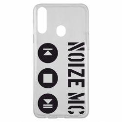 Чохол для Samsung A20s Noize MC-плеєр