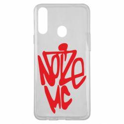 Чохол для Samsung A20s Noize MC