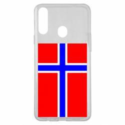 Чохол для Samsung A20s Норвегія