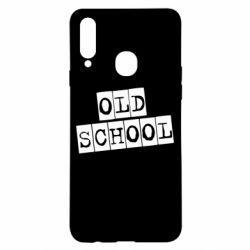 Чохол для Samsung A20s old school