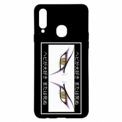 Чохол для Samsung A20s Orochimaru's eyes