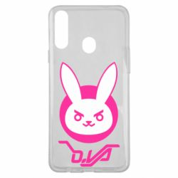 Чехол для Samsung A20s Overwatch dva rabbit