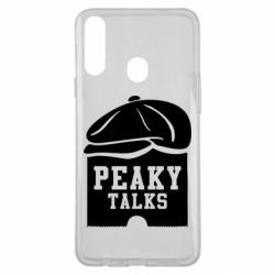 Чехол для Samsung A20s Peaky talks
