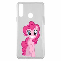 Чехол для Samsung A20s Pinkie Pie smile