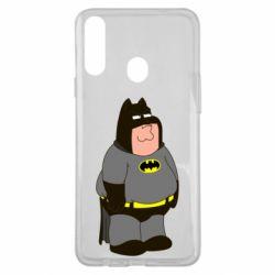 Чохол для Samsung A20s Пітер Гріффін Бетмен