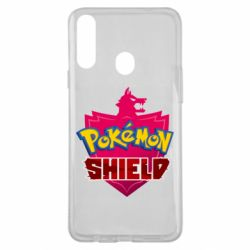 Чохол для Samsung A20s Pokemon shield