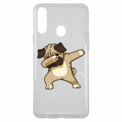 Чохол для Samsung A20s Pug Swag