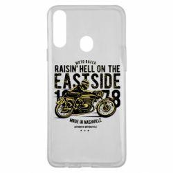 Чохол для Samsung A20s Raisin Hell Moto Racer