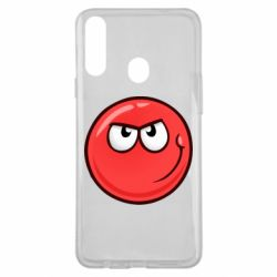 Чохол для Samsung A20s Red Ball game