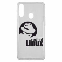 Чохол для Samsung A20s Redhat Linux