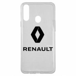 Чохол для Samsung A20s Renault logotip