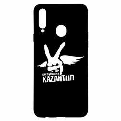 Чехол для Samsung A20s Республика Казантип