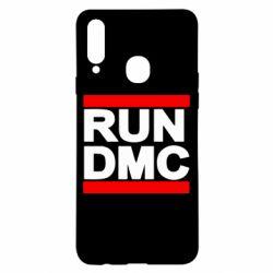 Чохол для Samsung A20s RUN DMC