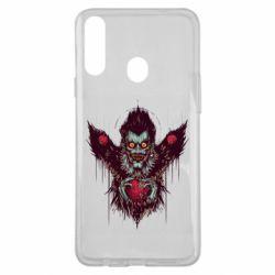 Чехол для Samsung A20s Ryuk the god of death