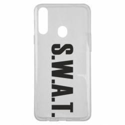 Чехол для Samsung A20s S.W.A.T.