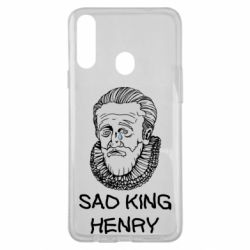 Чехол для Samsung A20s Sad king henry