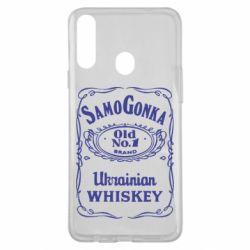 Чохол для Samsung A20s SamoGonka (Jack daniel's)