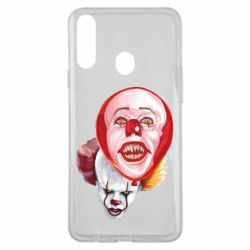 Чохол для Samsung A20s Scary Clown