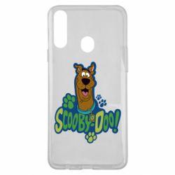Чехол для Samsung A20s Scooby Doo!