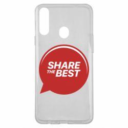 Чехол для Samsung A20s Share the best
