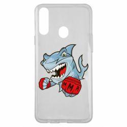 Чохол для Samsung A20s Shark MMA