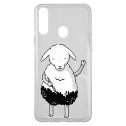 Чохол для Samsung A20s Sheep