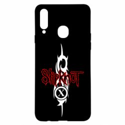 Чохол для Samsung A20s Slipknot Music