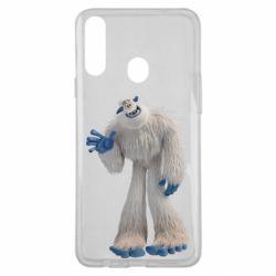 Чохол для Samsung A20s Smallfoot Migo