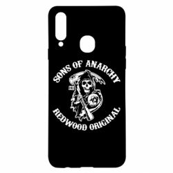 Чехол для Samsung A20s Sons of Anarchy
