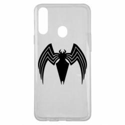 Чохол для Samsung A20s Spider venom