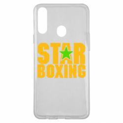 Чехол для Samsung A20s Star Boxing