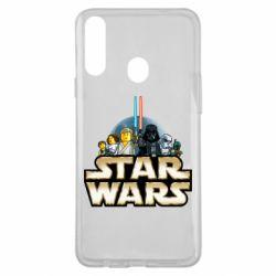 Чохол для Samsung A20s Star Wars Lego