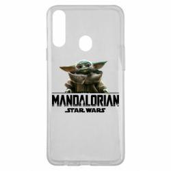 Чехол для Samsung A20s Star Wars Yoda beby