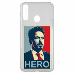 Чохол для Samsung A20s Stark Hero