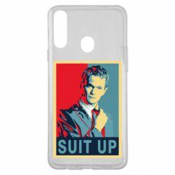 Чехол для Samsung A20s Suit up!