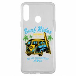Чохол для Samsung A20s Surf Rider