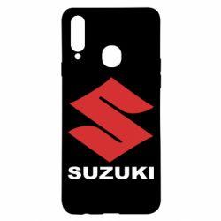 Чохол для Samsung A20s Suzuki