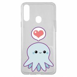 Чехол для Samsung A20s Sweet Octopus