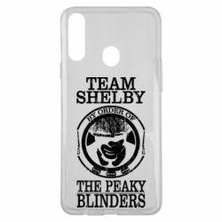 Чохол для Samsung A20s Team Shelby the Peaky Blinders