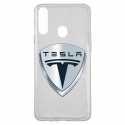 Чехол для Samsung A20s Tesla Corp